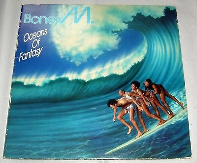 Boney M – Oceans of Fantasy -  Hansa 1979 LP Vinyl