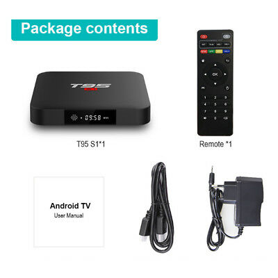 Android Tv Box 2018 4k Tv Box Amlogic Quad Cord Android 712 Smart
