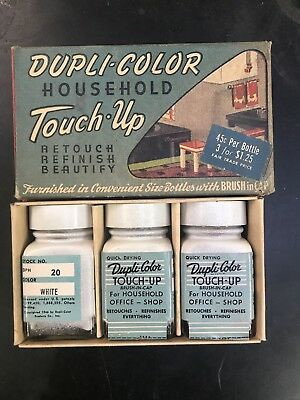 Duplicolor Household Touch Up Paint