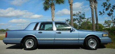 1997 Lincoln Town Car Signature 5 800 00 Picclick