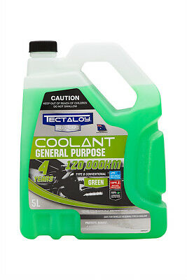 Tectaloy 60 Plus Premix Coolant Green 5L