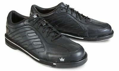 New Team Brunswick Men's Black Bowling Shoes Size 13 Right Hand