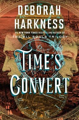 Time's Convert 2018 by Deborah Harkness NEW-2018 [EB00k] [pdf,kindle,epub]