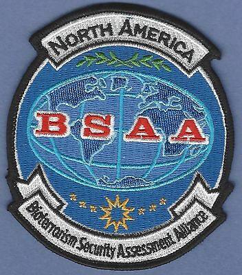 Bsaa Resident Evil North America Bioterrorism Security Assessment Alliance Patch