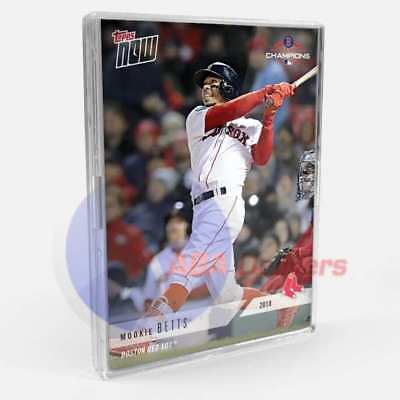 2018 Topps Now Boston Red Sox World Series 10 Card Team Set Betts Devers RC PS
