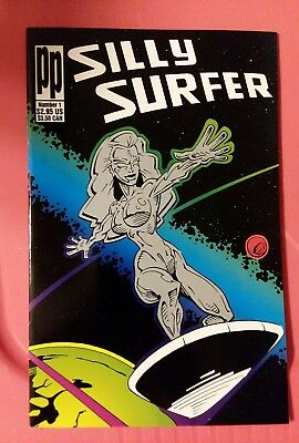 SILLY SURFER DELUXE #1 (Parody Press 1993) SILVER SURFER Combined Shipping