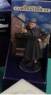 Corgi Icon coronation street  - ena sharples