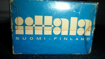 Rare Vintage Boxed Iittala Timo Wirkkala Collection of 6 items Suomi-Finland!