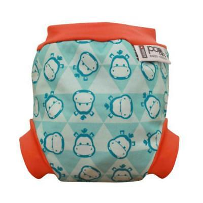 New Close Pop-In Swim Nappy Hippo Free Express Shipping