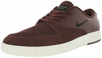 2642e1431c01 NIKE MEN S SB Zoom P-Rod X Ankle-High Leather Skateboarding Shoe ...