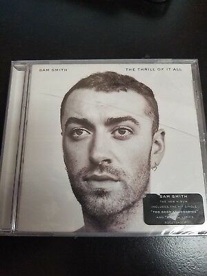 The Thrill of It All * by Sam Smith NEW!!!