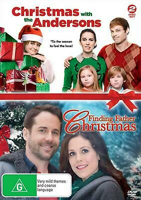 Christmas With The Andersons / Finding Father Christmas - DVD Region 4 Free Ship