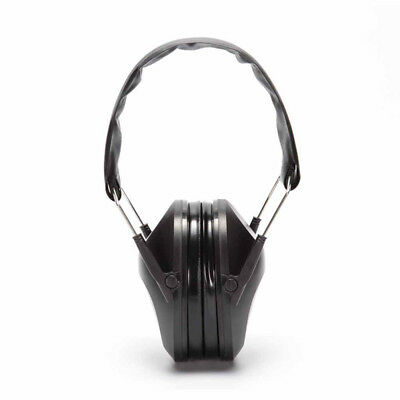 27Db Ear Defenders Headphones NRR Safety Muffs Shooting Protector Black DT4C