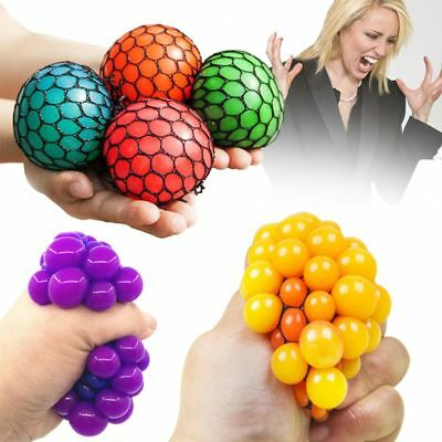 Funny Stress Ball Novetly Squeeze Ball Hand Wrist Exercise Antistres 6.5cm/5.5cm