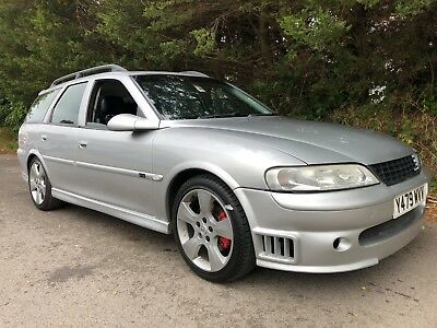 2001 Y Vauxhall Vectra 2.2 Sri Estate *stunning Original Proper Car*must Be Seen