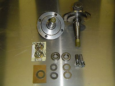 Spindel Kit mit Kingpins f. 1937-41Ford, Achsschenkel Hot Rod, Ratrod, Model A