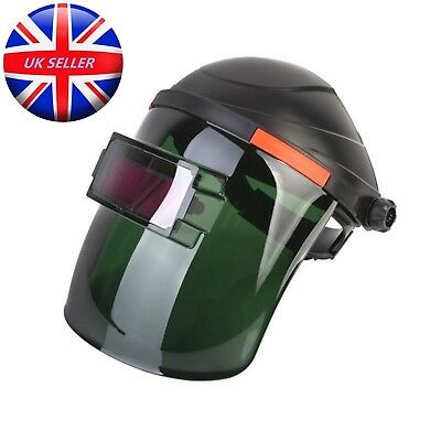 Automatic Dimming Head-mounted Solar UV Protective Glasses Welding Mask Helmet