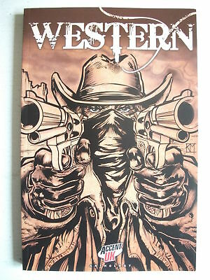 Western Accent Uk Anthology, Dave West, Colin Mathieson 9780955576423