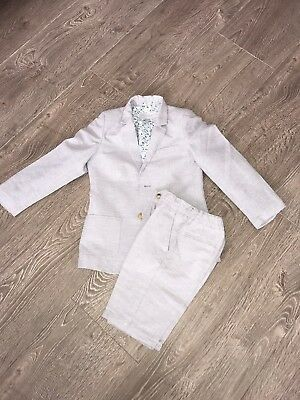 boys smart outfit 2 John Lewis Heirloom Boys Short Suits X Bought For My Wed
