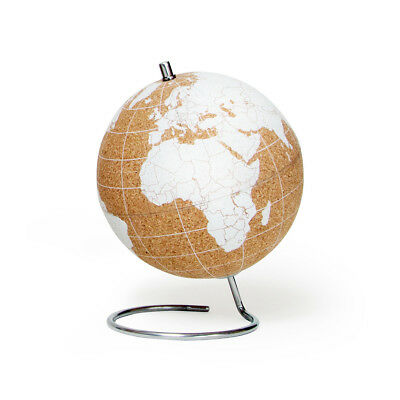 NEW Suck UK cork globe mini white Men's by Until