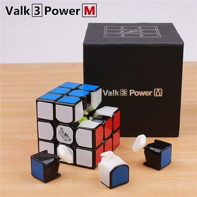Qiyi The Valk3 Power M Speed Cube 3x3x3 Magnetic Stickerless Professional Cubo