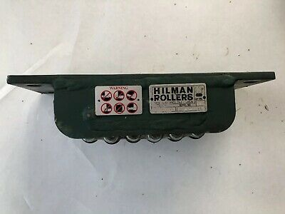 Hilman Rollers 5 Ton Capacity  5-NT Machinery Skates
