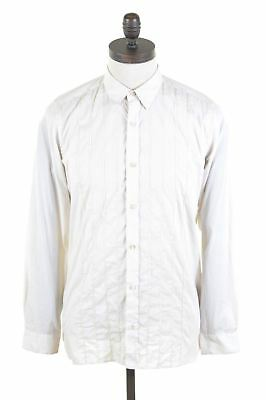 aec2488fa6e951 TED BAKER MENS INGHAM Striped REGULAR FIT SHIRT - Ted Size 3 ...
