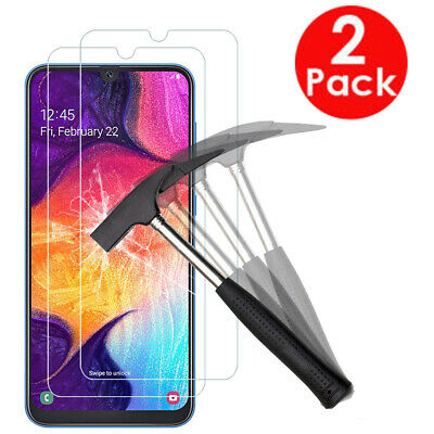 2x Samsung Galaxy J6+ /J6 Plus/ J4+ Plus (2018) Tempered Glass Screen Protector