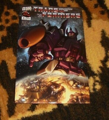 RARE Transformers 0 0B Dreamwave DW Galvatron Pat Lee VARIANT COVER INCENTIVE