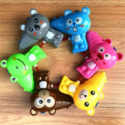 Cartoon Animal Soap Water Bubble Gun For Kids Outdoor Blowing Bubbles Toys new.