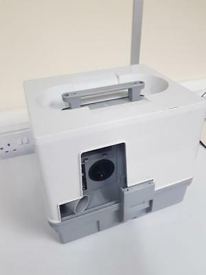 MINI BOX EMC Portable dust aspiration Unit. Ideal For Podiatry Or Lab Use.