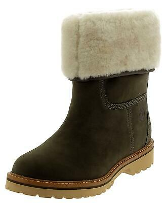 dcd099eee4a TIMBERLAND WOMENS CHAMONIX Valley Waterproof Lined Suede Winter ...