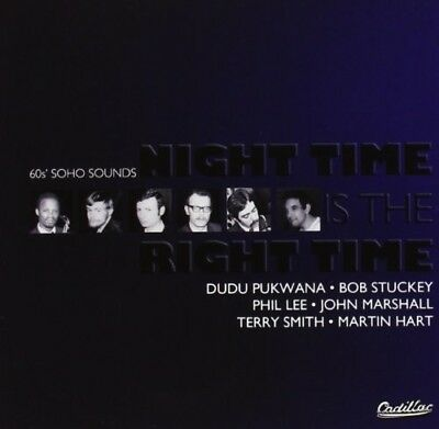 Dudu Pukwana - Night Time Is The Right Time (CD Used Very Good)
