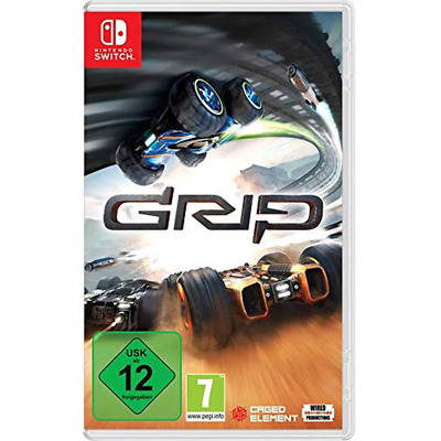GRIP: Combat Racing | Nintendo Switch | NEU & OVP