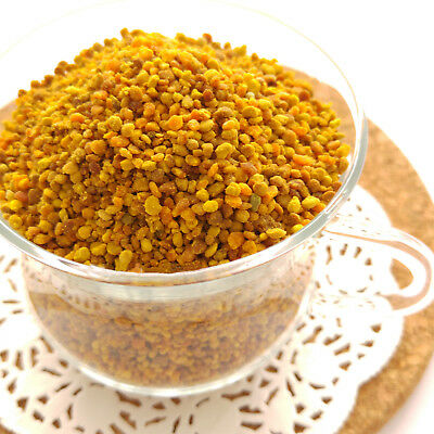 100% RAW Natural BEE POLLEN Granules -Organically Pure, Superfood, UNPROCESSED