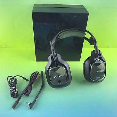 Astro Gaming A40 Gaming Headset Black/Olive  for Xbox One / no mixamp #BlOl3