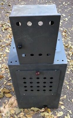 """Rockwell Delta 14"""" Band Saw Base Stand with Enclosed Pulley Guard"""