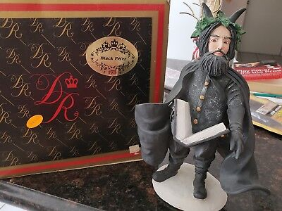 Duncan Royale The History of santa Black Peter rare vintage 6596/10,000 w/box