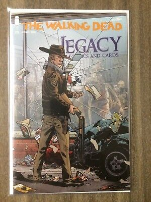 Walking Dead 15th Anniversary #1 Legacy Comics Exclusive Store Variant NM