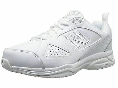 New Balance MX623AW3 623 V3 All White Men's Training walking Shoes