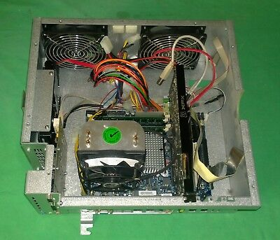 GE Voluson E8 Ultrasound System PC motherboard w/ HDD,Graphics Card (#2915)