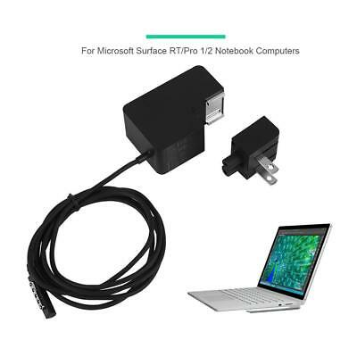 24W Power Supply Adapter Charger for Microsoft Surface RT/Pro 1/2 Laptop 12V 2A