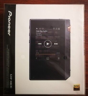 NEW Pioneer XDP-30R(B) Portable High-Resolution Digital Audio Player Black
