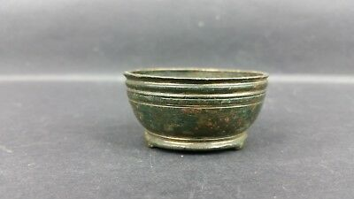 ANCIENT LURISTAN Bronze small  BOWL C.1000 BC.