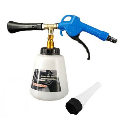 Car High Pressure Air Pulse Profession Gun Cleaning With Brush Surface Washing I