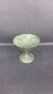 ANCIENT LURISTAN Bronze SMALL CUP C.1000 BC.
