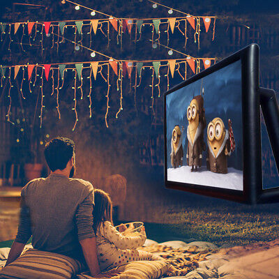 7M*5M Inflatable Movie Screen Outdoor Projector Cinema Backyard Projection AU