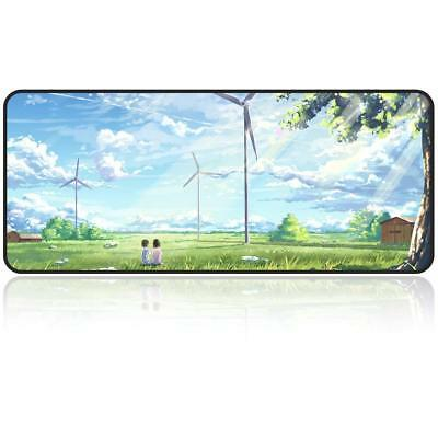 Scenery Extra Large Anti-slip Gaming Mousepad Extended XXL Size for PC Laptop