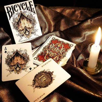 Mazzo di Carte Bicycle - Raul Cremona Playing cards - Carte da gioco
