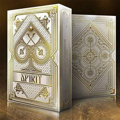 Mazzo di carte Bicycle - Spirit - White - Carte da gioco
